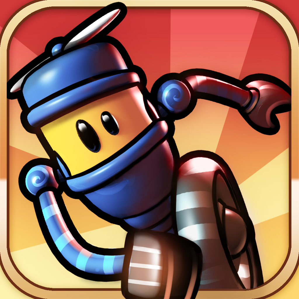 Tin Man Can by Chillingo Ltd icon