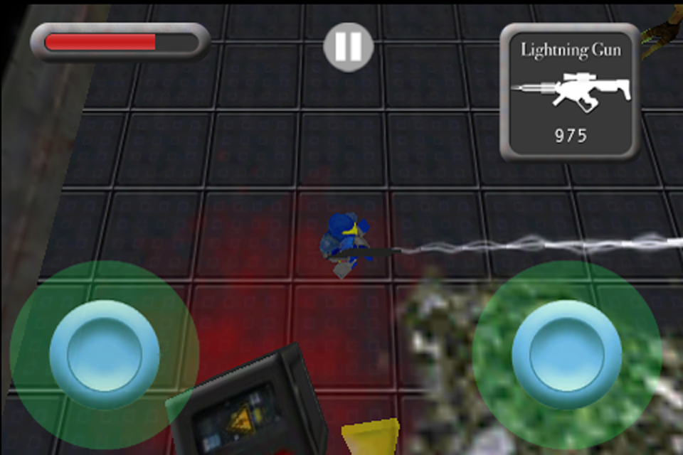 Screenshot Danger Express (LITE) – Surviving the Alien Infestation