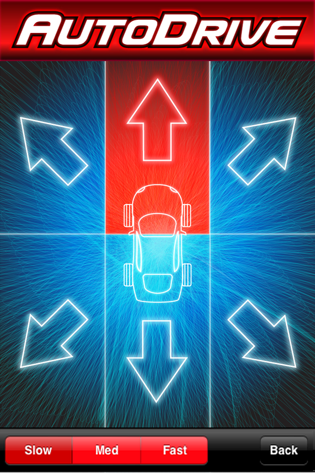 Screenshot SwipeDrive