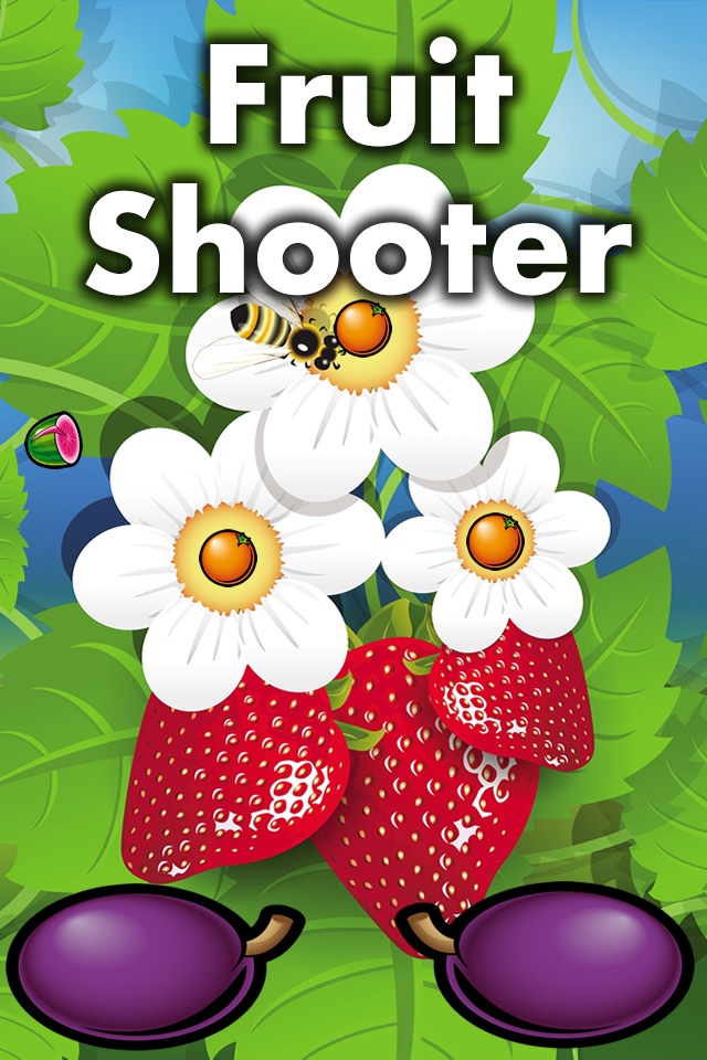 Screenshot Fruit Shooter HD. amazing fruit shooter game